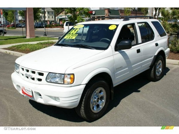 2002 Isuzu Rodeo Photos, Informations, Articles