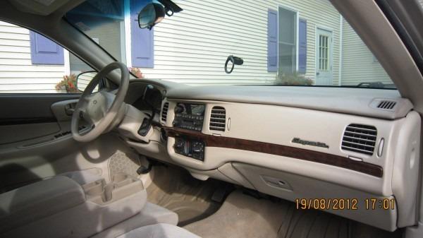 2003 Chevy Impala Ls Interior, 2003 Impala Ls