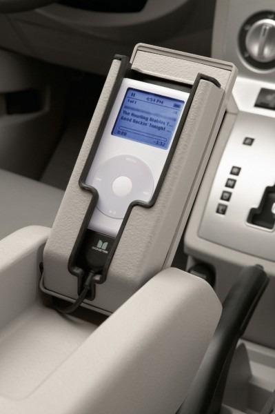 2008 Dodge Caliber Interior
