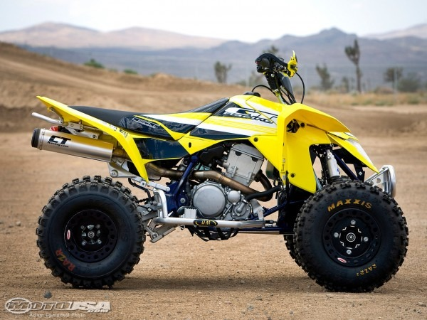 2009 Suzuki Quadsport Z400 Project Atv Photos