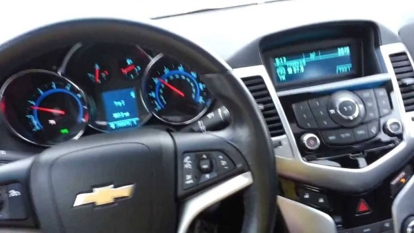 2011 Chevrolet Cruze Intermittent Electrical Problem Types Of 2012