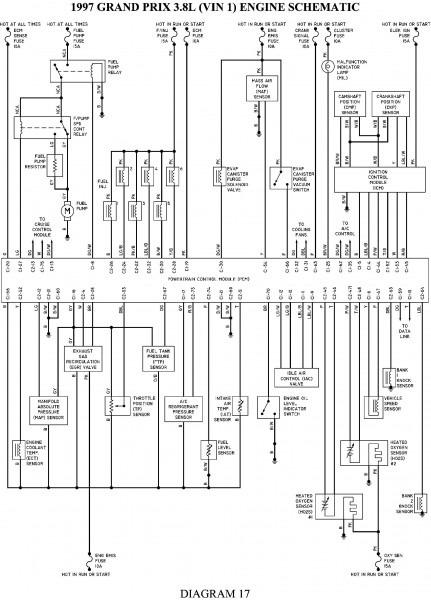 2005 Pontiac Grand Prix Ignition Wiring Diagram
