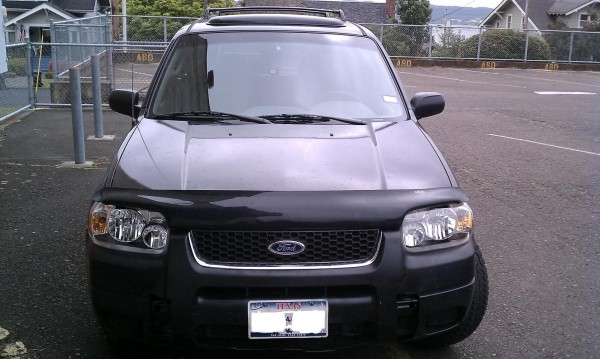 2002 Ford Escape Headlights
