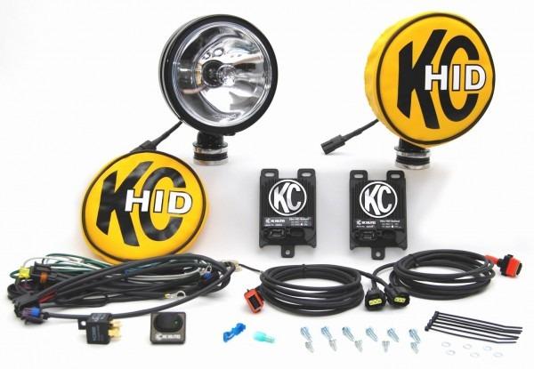 Kc Hilites Hid Daylighter Long Range Light Kit  U2013 Car