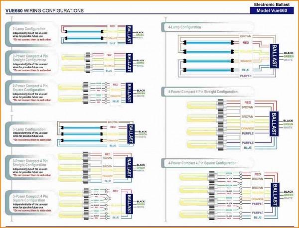 Slimline Ballast Wiring Diagram