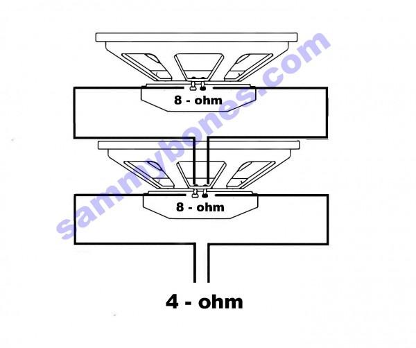 Wiring Diagram Creator: 8 Ohm Speaker Wiring