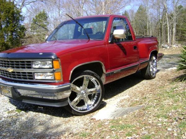 91heavychevy 1991 Chevrolet Silverado 1500 Regular Cab Specs