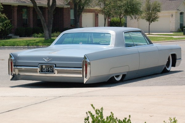Smartersite 1966 Cadillac Deville Specs, Photos, Modification Info
