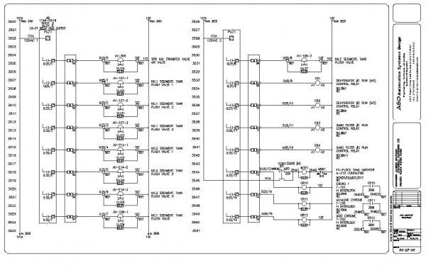 Ac Wiring Diagram Plc