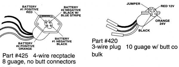Wiring Diagram For 24v Motorguide Trolling Motor
