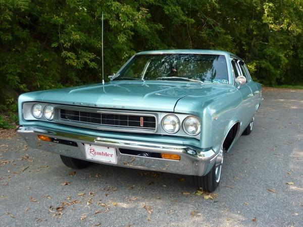 1967 American Motors Rambler Rebel One Family Owner