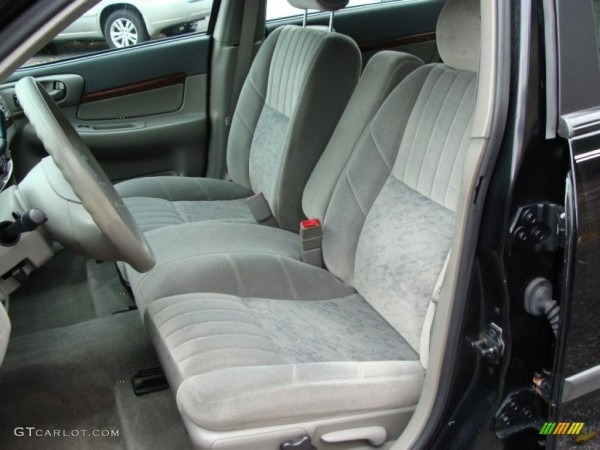2003 Chevrolet Impala Standard Impala Model Interior Photo