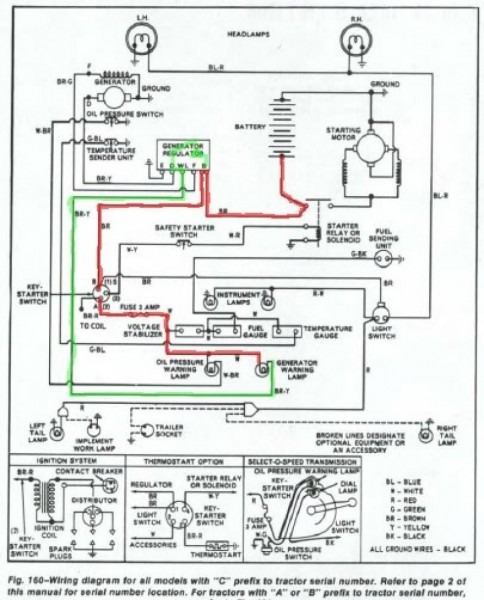 Wiring Diagram For A Ford Tractor 3930 – The Wiring Diagram,wiring
