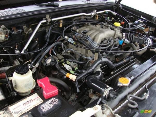 2000 Nissan Xterra Se V6 4x4 3 3 Liter Sohc 12