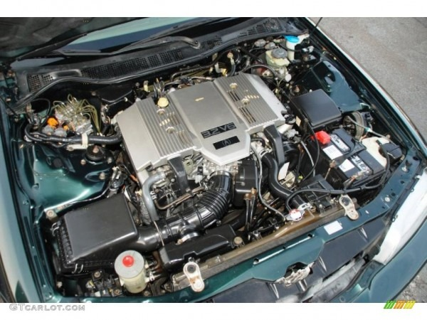 1998 Juniper Green Pearl Metallic Acura Tl 3 2  42752857 Photo  31