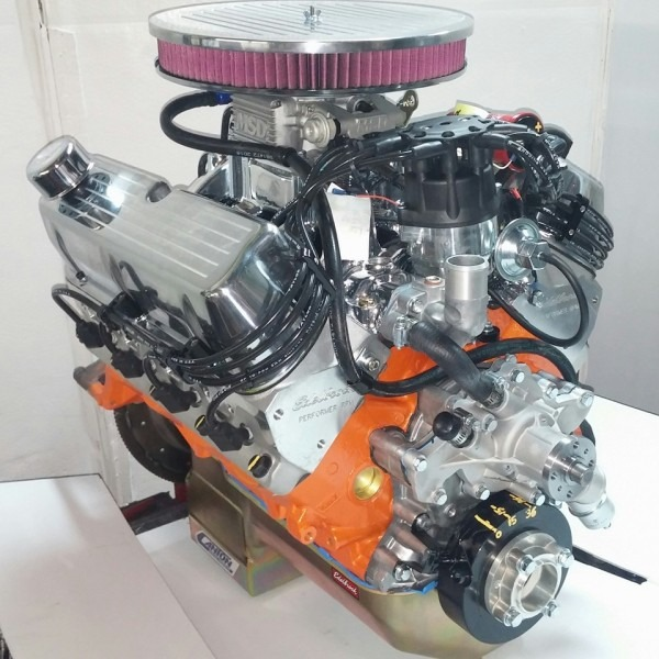 351 Windsor 400 Hp Ford Engine Ready To Install Hot Seller