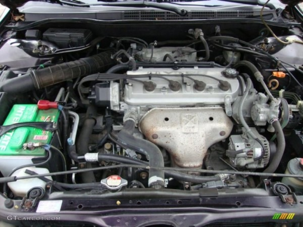 98 Accord 4 Cyl Engine Diagram