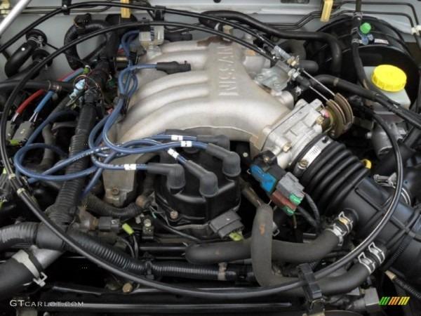 2000 Nissan Xterra Xe V6 3 3 Liter Sohc 12