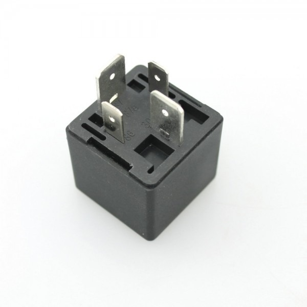 4 Pin Car Auto 12v 40 A Relay Relays With Bosch Style S