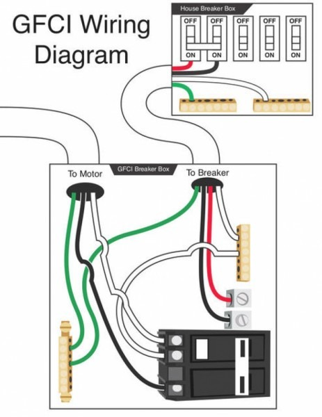 Gfi Circuit Wiring Diagram