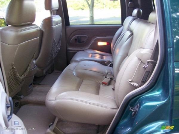 1998 Chevrolet Tahoe Lt 4x4 Interior Photo  51352949
