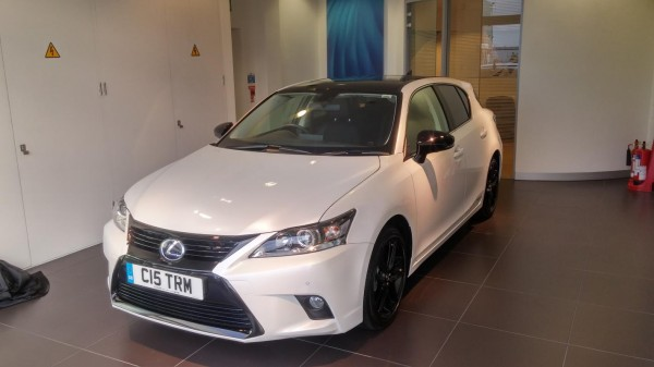New Ct200h Sport In Uk