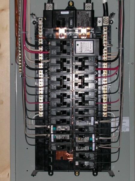 Electrical Closeup