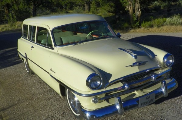 1954 Plymouth Belvedere Station Wagon