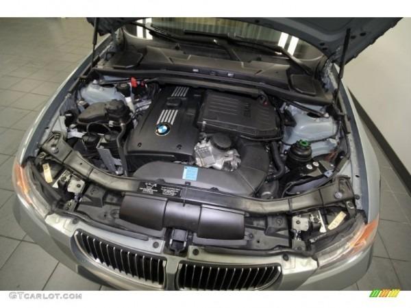 2008 Bmw 3 Series 335i Sedan 3 0l Twin Turbocharged Dohc 24v Vvt
