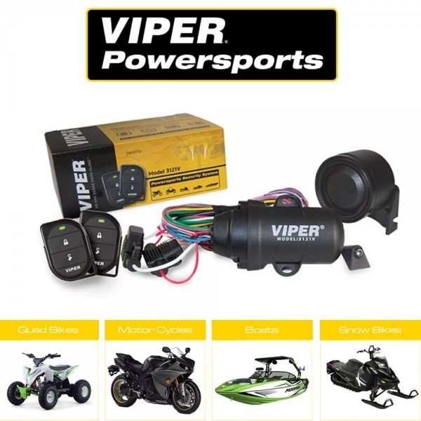 Amazon Com  Directed Electronics Viper 3121v Powersport Alarm