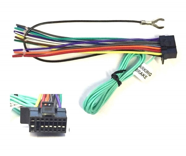 Wire Harness For Sony Xplod Car Stereo