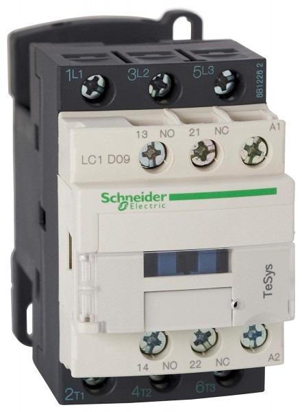 Telemecanique Square D Lc1d09g7 Contactor  Motor Contactors