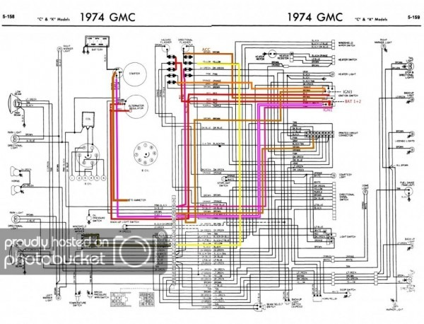 1971 Chevy Truck Wiring Harness