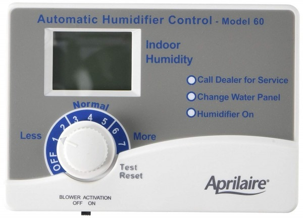 Amazon Com  Aprilaire 60 Humidistat With Blower Activation  Home
