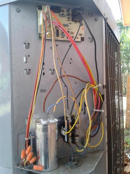 Carrier Ac Wiring
