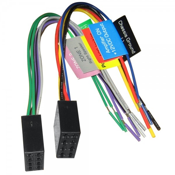 Fusion Replacement Wire Harness F 600 Series