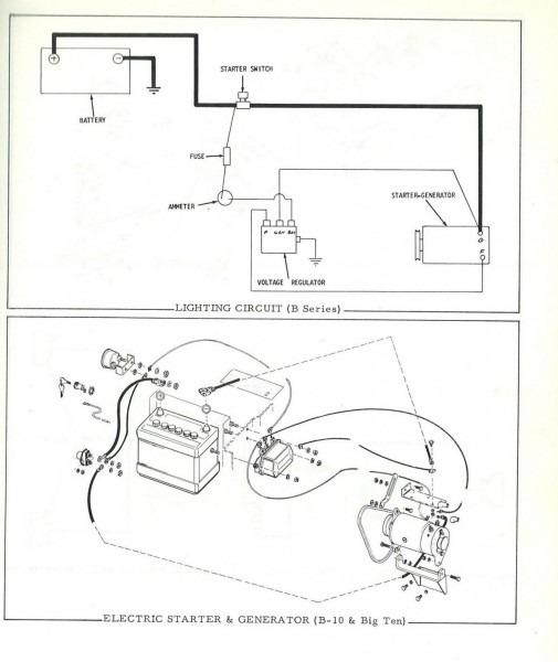 Allis Chalmers Voltage Regulator Wiring Diagram