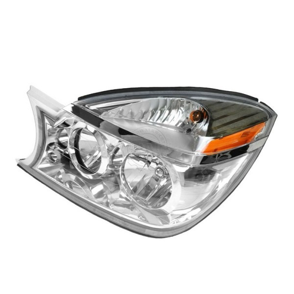 Headlight Headlamp Driver Side Left Lh New For 04