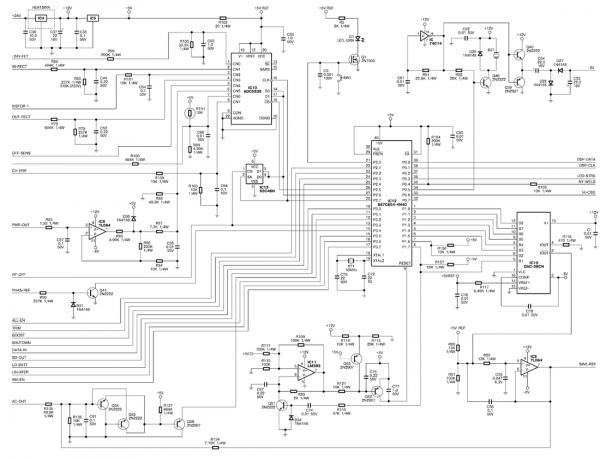 Ups Schematic Diagram Schematic ~ Send104b