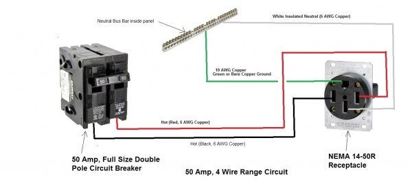 220 3 Wire Wiring Diagram