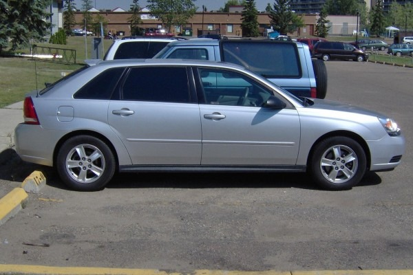 2005 Chevrolet Malibu Maxx – Pictures, Information And Specs