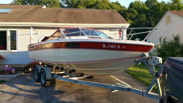 Chris Craft Scorpion 210 1980 For Sale For $5,000