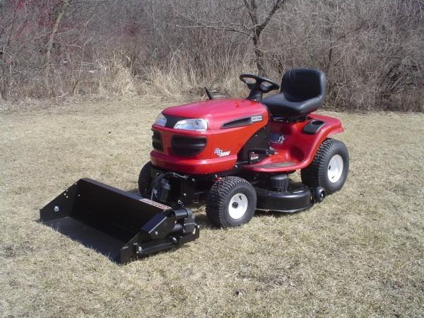 Craftsman 2000 Riding Lawn Mower