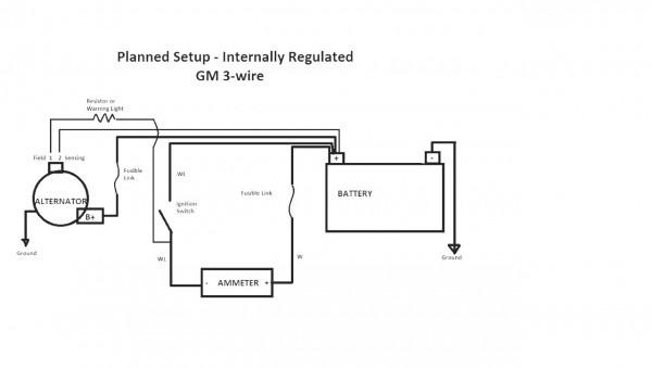 Cs130 Alternator Wiring