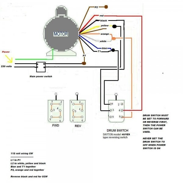 Electrical Schematic Wiring Color
