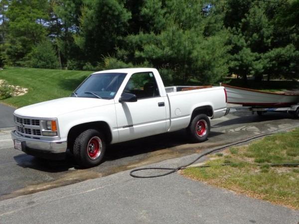 My 1993 Chevrolet Cheyenne  Almost All Original   U2013 Car