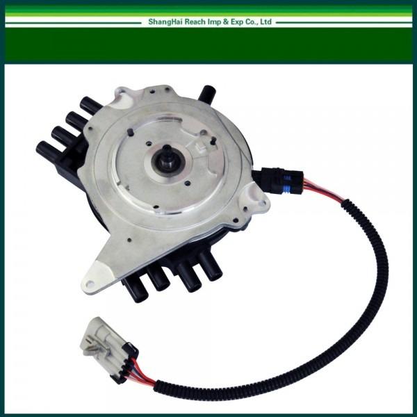 E2c Free Shipping Ignition Optispark Lt1 Distributor For Chevrolet