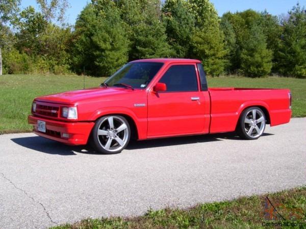 88 Mazda Pickup