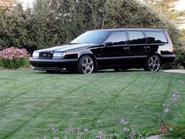 1995 Volvo 850 855 T