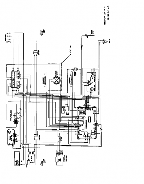 Delectable Ge Stove Wiring Diagram 5 Wire Thermostat A Library